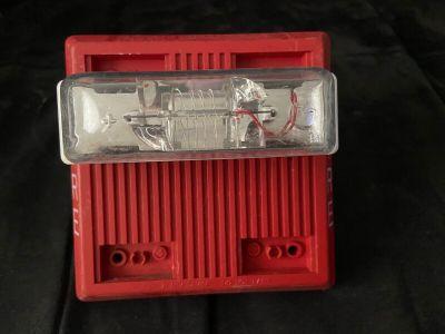 Wheelock MT-241575W Fire Alarm Multi-tone Horn/Strobe