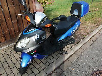Vonroad motorroller 125 ccm gebraucht