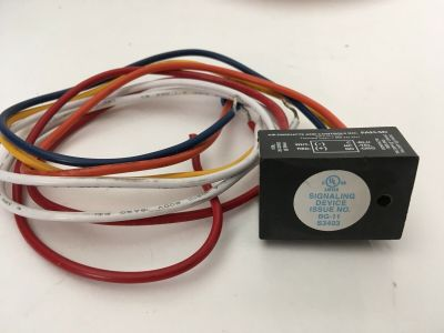 Air Products and Controls PAM-SD Fire Alarm Relay
