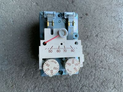 Siemens Powers 194-2042 Pneumonic Room Thermostat
