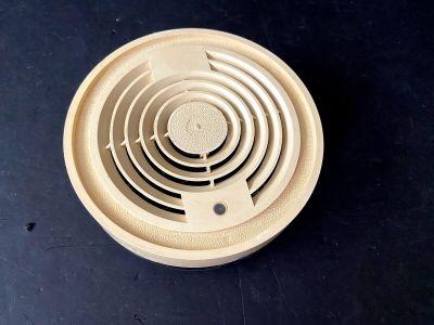 *Vintage* Rare* Gamewell BETA-LARM Fire Alarm Ionization Smoke Detector