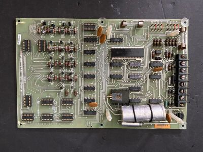 Honeywell 14501886-001 DeltaNet FS90 Fire Alarm System Circuit Board
