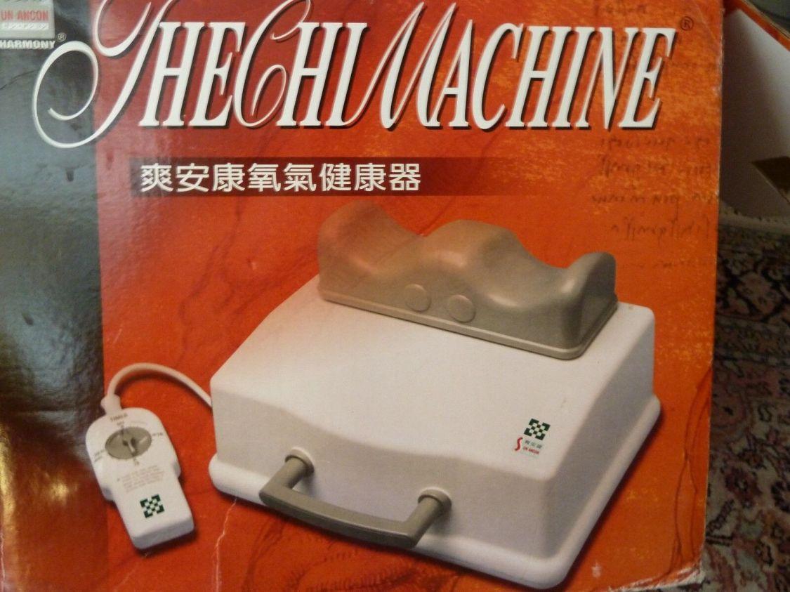 Chi-Maschine Sun Ancon SDM-323 NEU