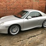 1999 Porsche 996 Carrera 4 3 4 Breaking For Wheel Bolt Clear Lights Carbon Fibre Ebay