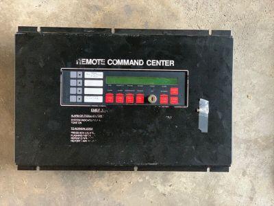 Simplex 4603-9101 Fire Alarm Control Panel Annunciator + 565-078 Memory Board