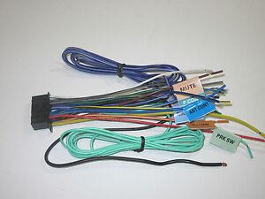 Kenwood KVT 516 Wire Harness New B1 | eBay