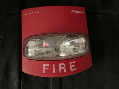 Simplex 4906-9101 TrueAlert Fire Alarm SmartSnyc Remote Strobe