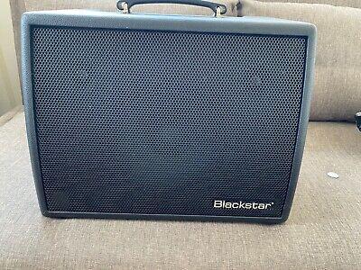 Blackstar Sonnet 120 Acoustic Guitar Amplifier Black