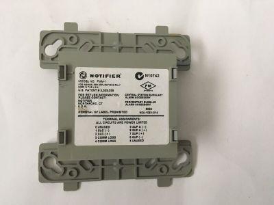 Notifier FMM-1 Fire Alarm Addressable Monitor Module
