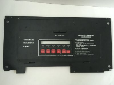 Simplex 4020-8001 841-842 Fire Alarm Control Panel Operator Interface