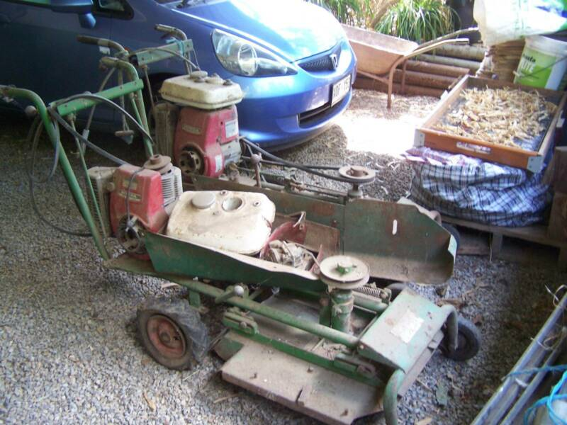 Deutscher Mower Lawn Mowers Gumtree Australia Morphett Vale Area Aldinga Beach 1203552417