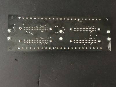 Spectronics 640 Fire Alarm Control Panel Backplane Card Module