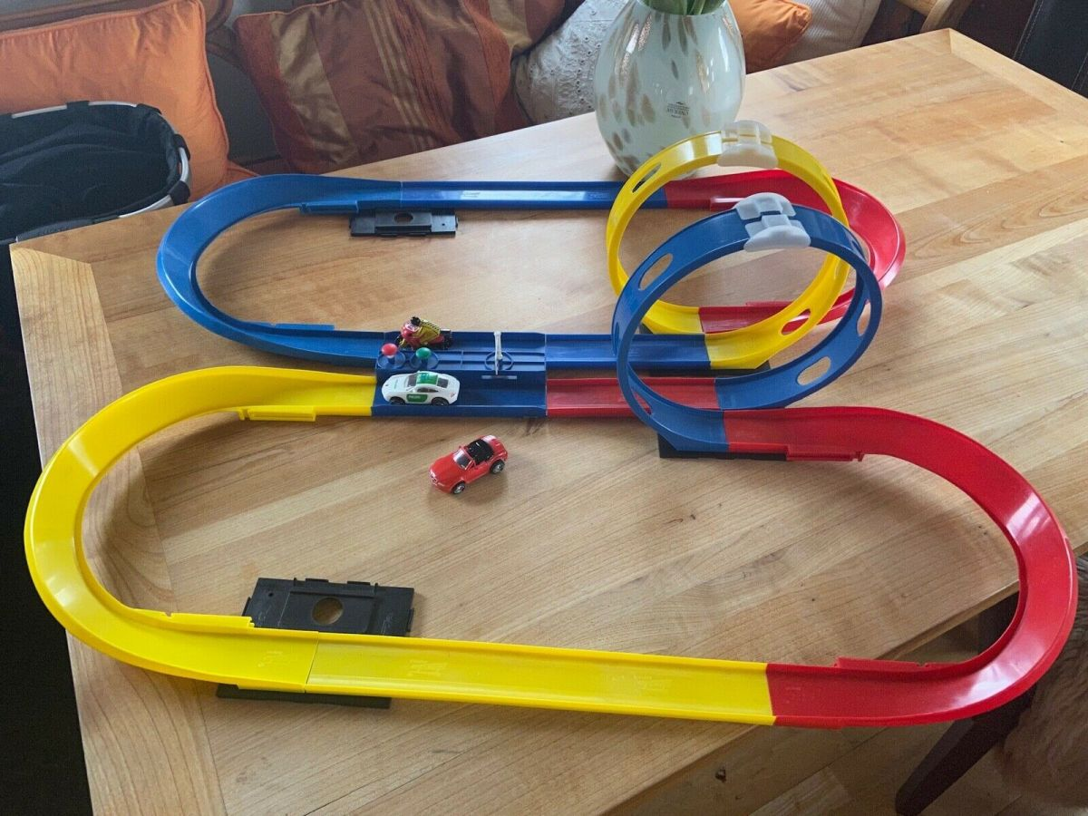 Darda Speed Controll Bahn mit Looping