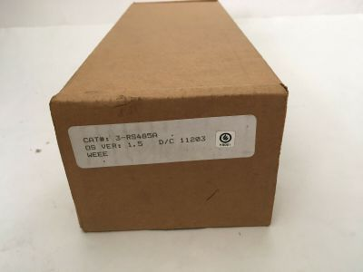 *NIB* *New* EST Edwards GE 3-RS485A Fire Alarm Network Communication Card