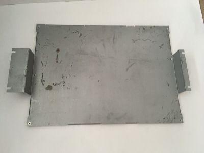 Siemens Cerberus Pyrotronics MMB-2 Fire Alarm Board Metal Card Module Holder