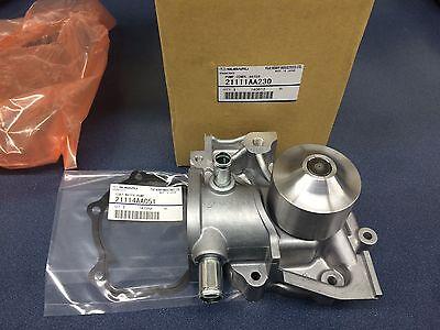 Genuine OEM Subaru Forester Water Pump & Gasket Kit 2003