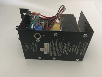 Siemens Cerberus Pyrotronics MPS-6 Fire Alarm Power Supply