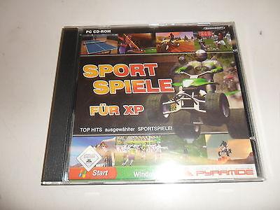 PC  Sport Spiele für XP