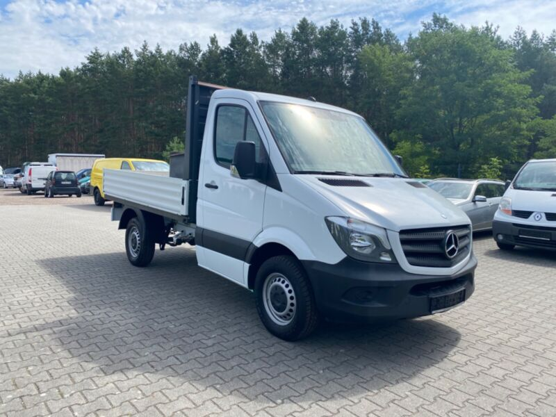 Mercedes-Benz Sprinter 213 CDI Pritsche Worker*3.Sitze*TOP*