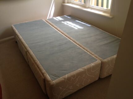 Queen Mattress Base Double