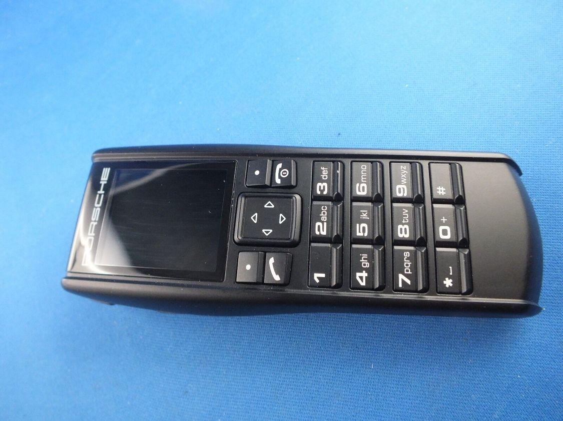 Porsche 958 Cayenne Bluetooth Telefon Autotelefon Bluetoothtelefon 7PP035725 Neu