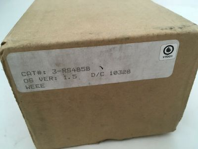 *NIB* *New* EST Edwards GE 3-RS485B Fire Alarm Network Communication Card