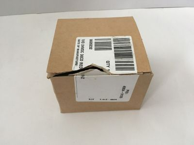 *NIB* *New* Simplex 4904-9185 Fire Alarm Wall Strobe 110 CD Red