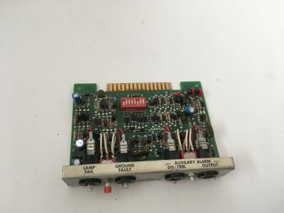 Spectronics 640/COM-B Fire Alarm Controller Module Common Card