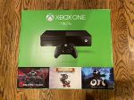 Microsoft 1540 Xbox One 1 TB Console - Black - 2 controllers - 6 Games Included