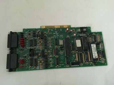 Simplex 565-045 (Rev F) Fire Alarm Mapnet II 8 Point Aux Relay Card 4100