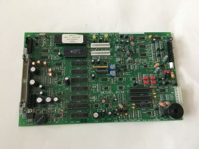 Siemens ACM-1 Fire Alarm MXL Audio Control Module