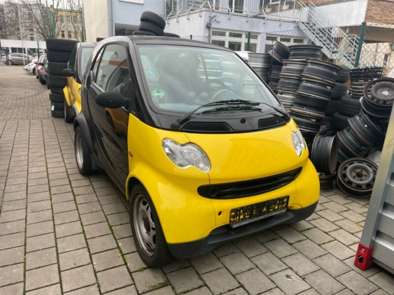 Smart coupe 0.8 CDI Pure*Export*