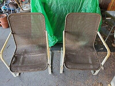 1900 1950 patio chairs vatican