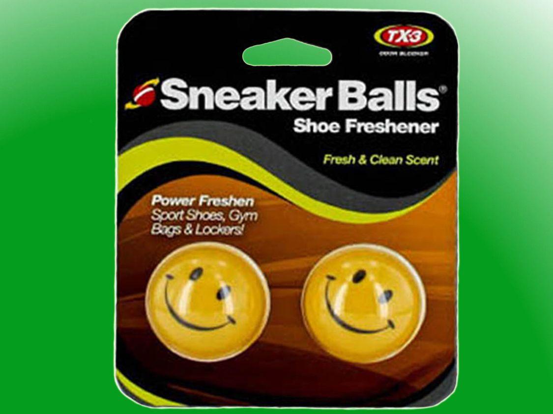 Sneaker Balls - Schuh Deo - Lufterfrischer, Sneakerball, Schuhdesinfektion