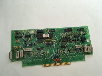 Simplex 562-793 (Rev B) Fire Alarm 4100 External Serial Interface Comm Board