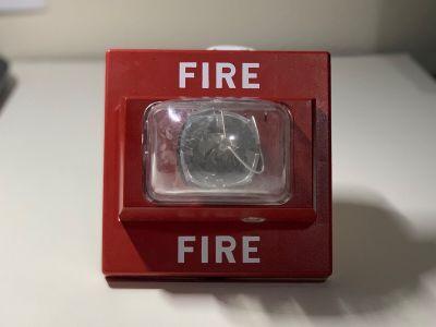 Faraday 2700 Fire Alarm Remote Strobe Siemens Cerberus Pyrotronics