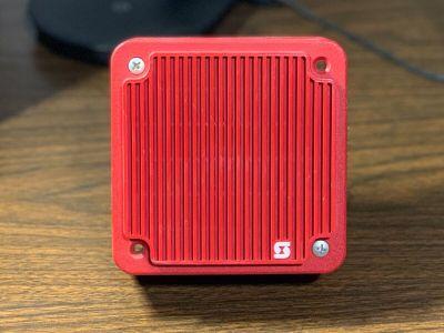 Simplex 2902-9732 Fire Alarm LifeAlarm Speaker Wall Red Atlas Sound (QTY)