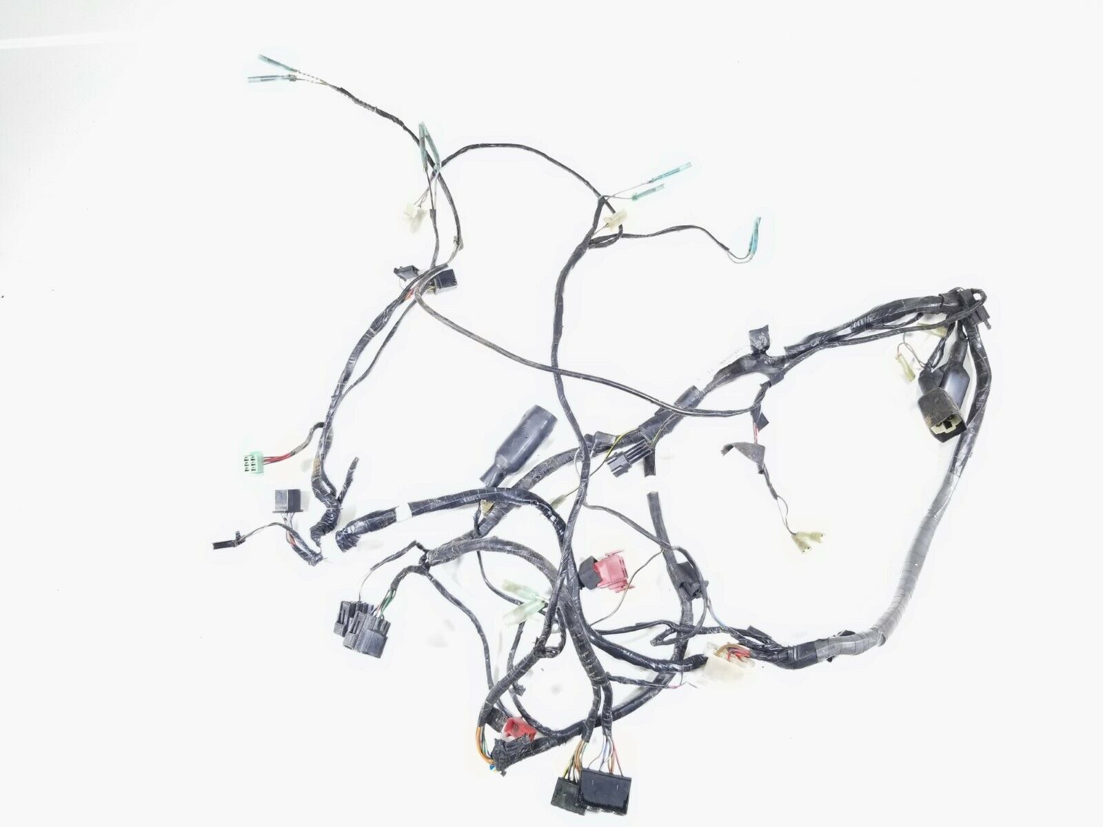 Kawasaki Ninja Zx 6r Zx6 R Main Wiring Wire Harness