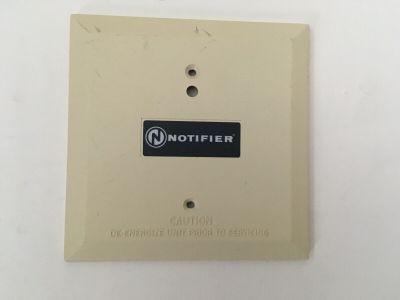 Notifier Fire Alarm Module Cover Plate FMM-1 FRM-1 FDM-1