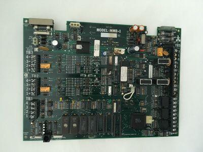 Siemens Cerberus Pyrotronics MMB-1 Fire Alarm MXL MXLV CPU Control Board