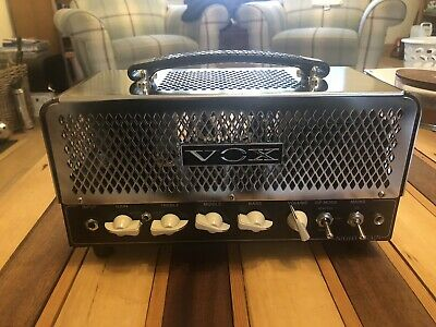 Vox Night Train NT15H 15w Guitar Amplifier Head / Amp Head (Great Condition)