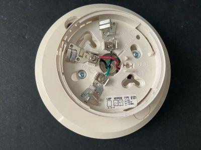 System Sensor B501BHT Fire Alarm Smoke Detector Sounder Base