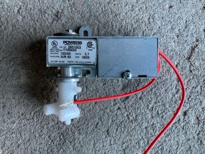 Siemens Powers 2651002 Pneumatic Air Valve