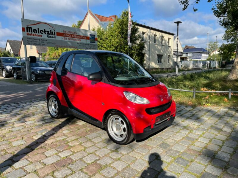 Smart fortwo 1.0 coupe Pure MHD*Panorama*Klima*