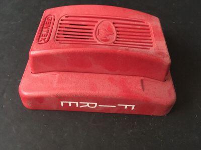 Gentex GEH24-R Fire Alarm Commander Remote Horn Wall Red