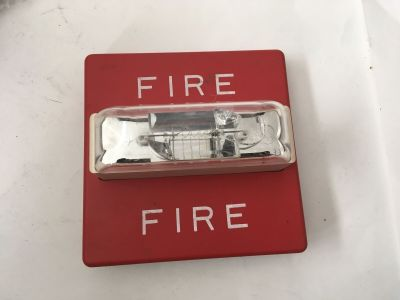 *NIB* *New* Wheelock RS-241575W Fire Alarm Remote Strobe