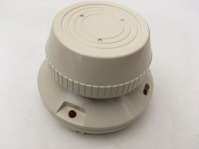 *NIB* *New* Gamewell FCI 301I Fire Alarm Ionization Smoke Detector Head