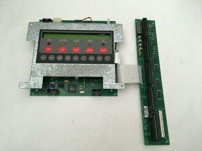 Simplex 4005 Fire Alarm Control Panel CPU Board 565-707C
