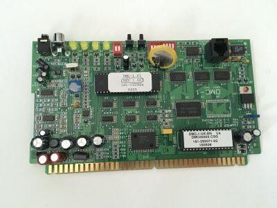 Siemens Cerberus Pyrotronics DMC-1 (Rev 1) Fire Alarm MXL Message Card