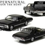 Greenlight 1 24 1967 Chevy Impala Sport Sedan Supernatural 2005 Diecast 84032 Ebay